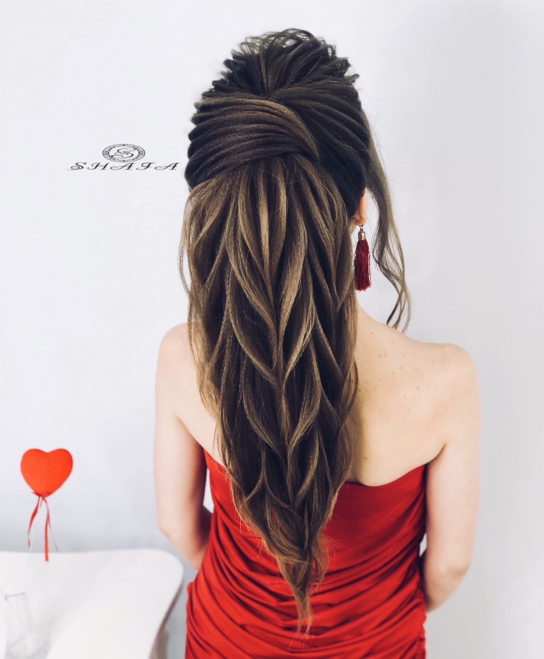 1 294 Begenme 12 Yorum Instagram 39 Da Shafa Studio Shafastudio Quot Stilistimiz Terane Rehimovadan Hair Styles Hair Hairstyle