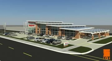 Walgreens To Build First Net Zero Energy Retail Store Geothermal Energy Energy Efficient Buildings Geothermal Heat Pumps