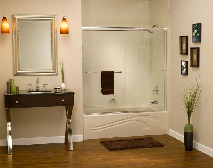 18 Inspiring Bathtub Surround Options Picture Ideas | Bathtub ...