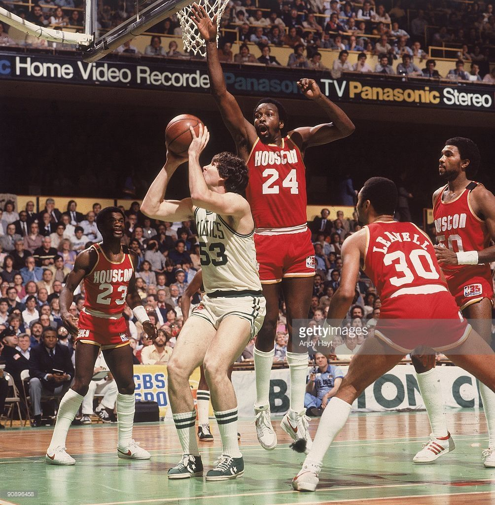 Houston Rockets Nba Championships: 1981 NBA Finals: Boston D. Rockets In 6