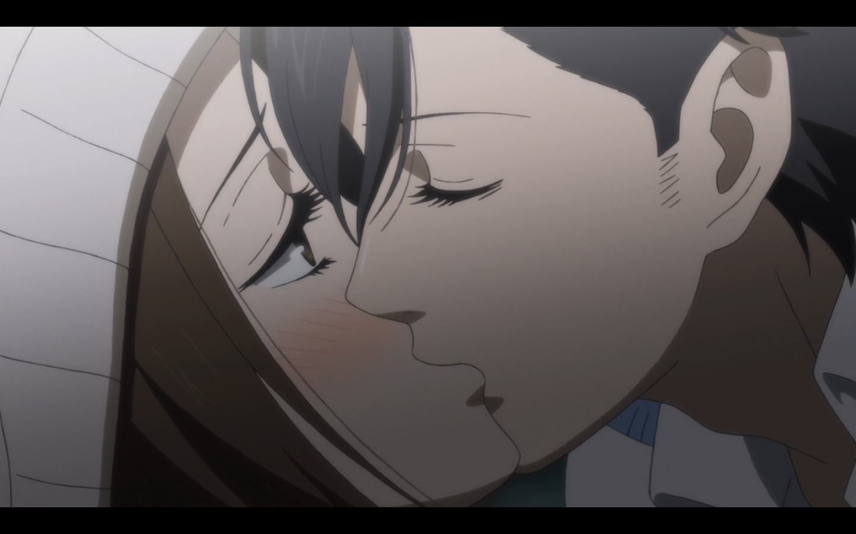 "'Say ""I Love You""' kiss. Aww 好きっていいなよ, 会長はメイド様, アニメ"