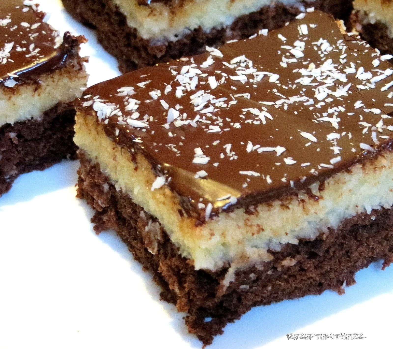 rezepte mit herz bounty bars bounty schnitten backen pinterest schokokuchen riegel. Black Bedroom Furniture Sets. Home Design Ideas