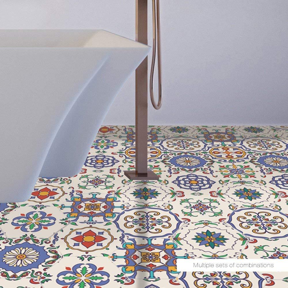 amazon floor wall tile decal for home decor self