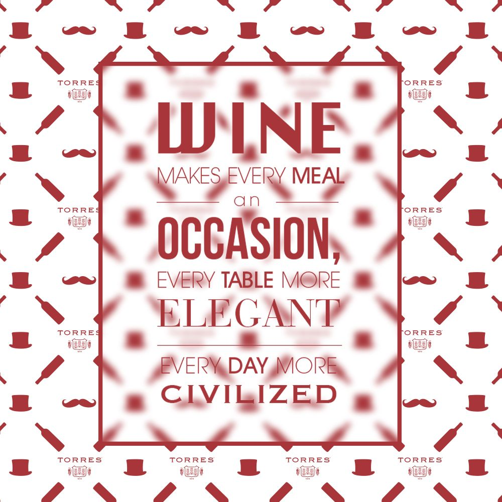 #Vino #Meal #FridayWineQuote