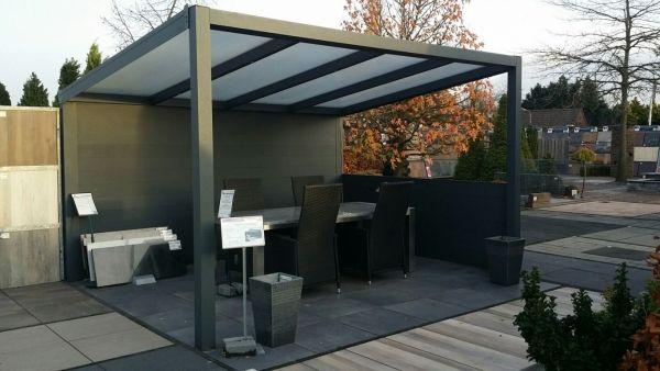 SHOWTUINMODEL Gardendreams vrijstaande veranda 400x300, incl ...