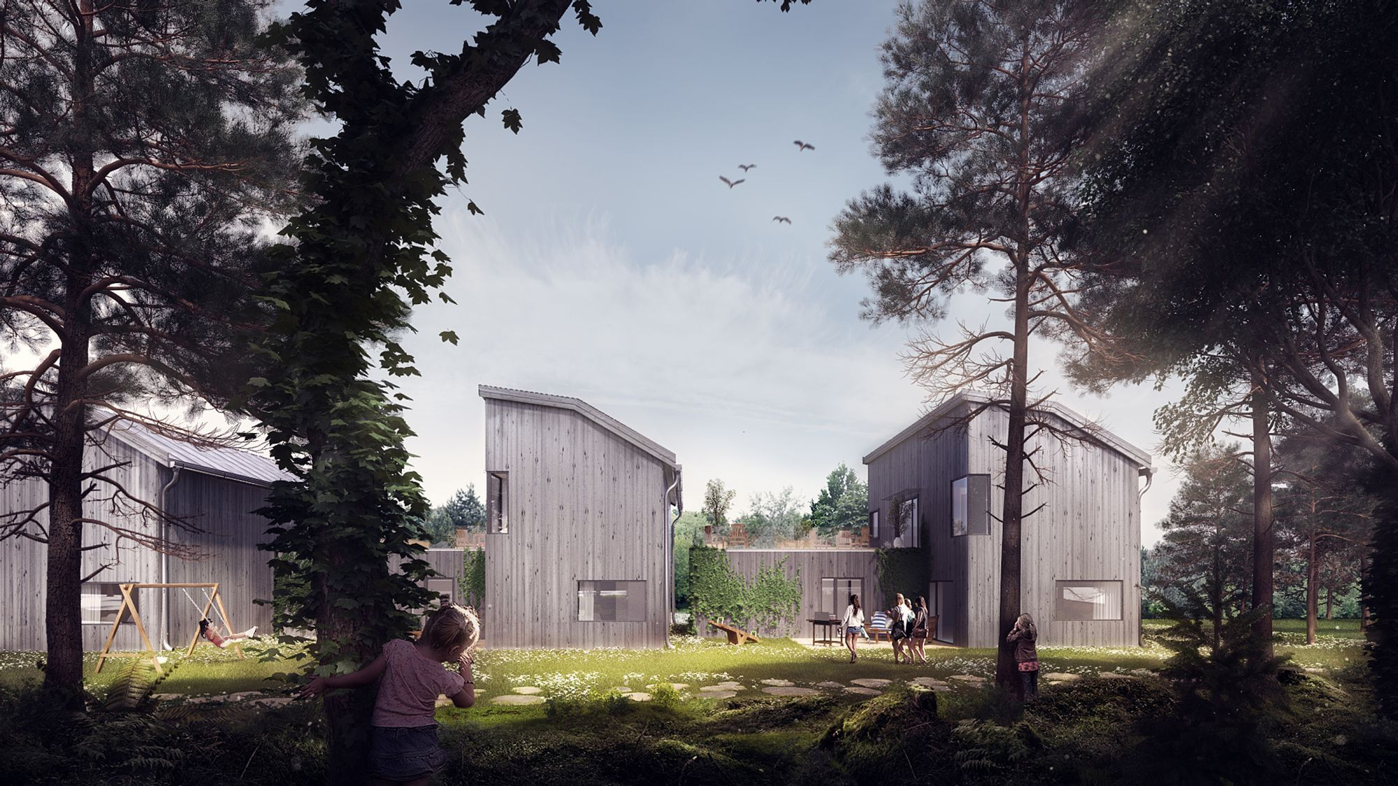 CGarchitect - Professional 3D Architectural Visualization User Community | Tyttebaerstien, Norway
