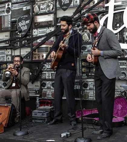 The Originals: le band fiorentine in concerto al Giardino dell'Orticultura di Firenze - Fermata Spettacolo