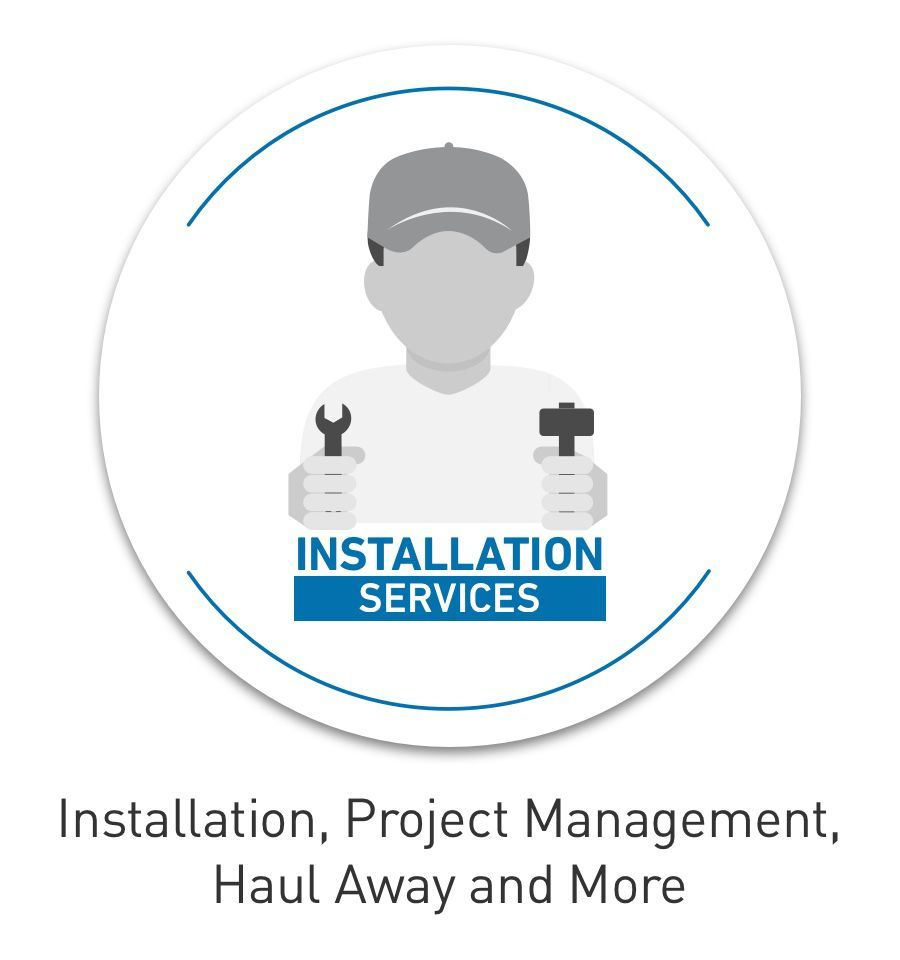 Installation Services Helps With Installation Project