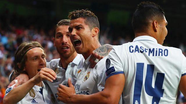 #Fútbol: El Real Madrid gana su 3er título de Champions en 4 años