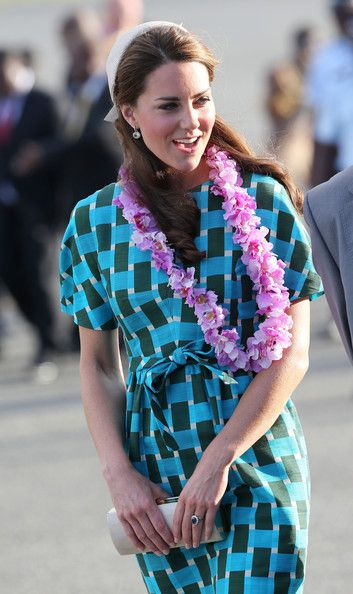 Kate Middleton Photo - The Duke And Duchess Of Cambridge Diamond Jubilee Tour - Day 6