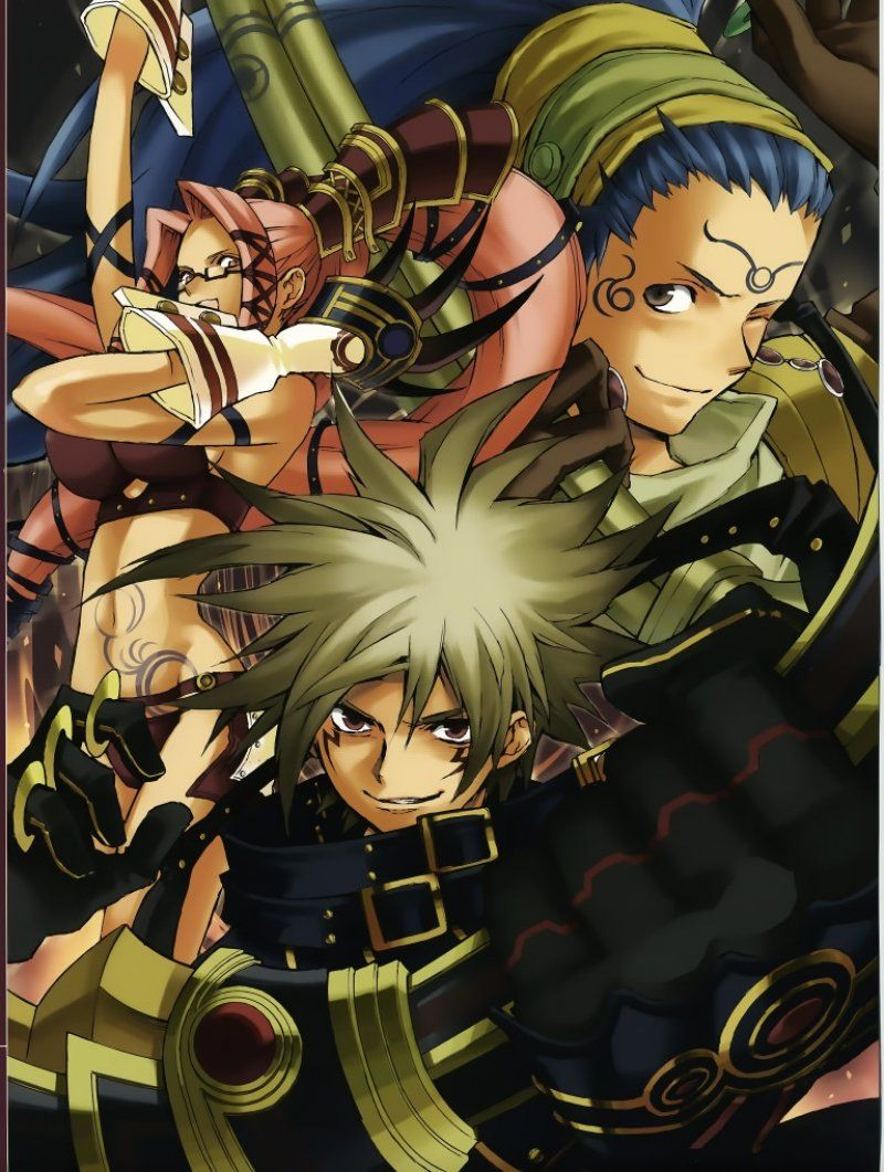 BUY NEW hack gu 118805 Premium Anime Print Poster