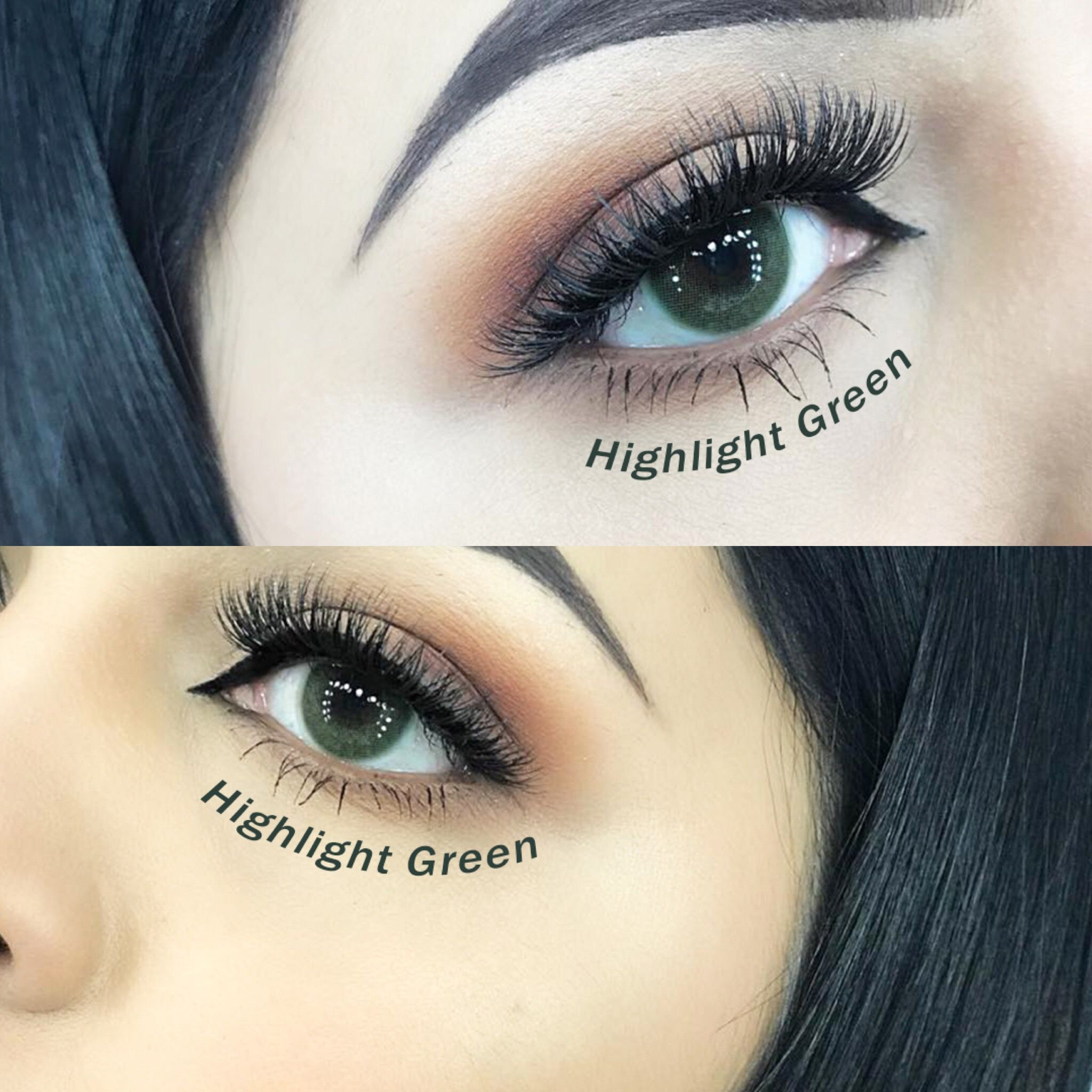 Colored Contact Lenses Natural Contacts Highlight Contacts Vceebeauty Contact Lenses Colored Contact Lenses For Brown Eyes Brown Contact Lenses