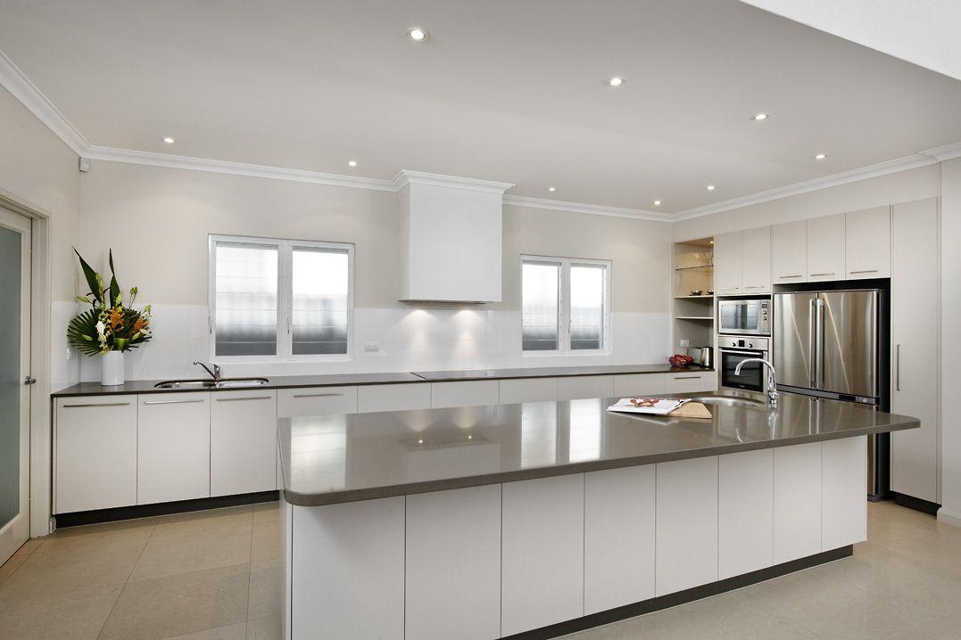 Minimalistic Style Kitchen Wembley Kitchen Design Styles
