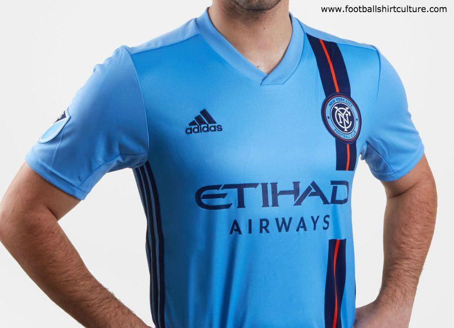 8f471a81a47 NewYorkCityFC  mls  nycfc New York City FC 2019 Adidas Home Kit ...