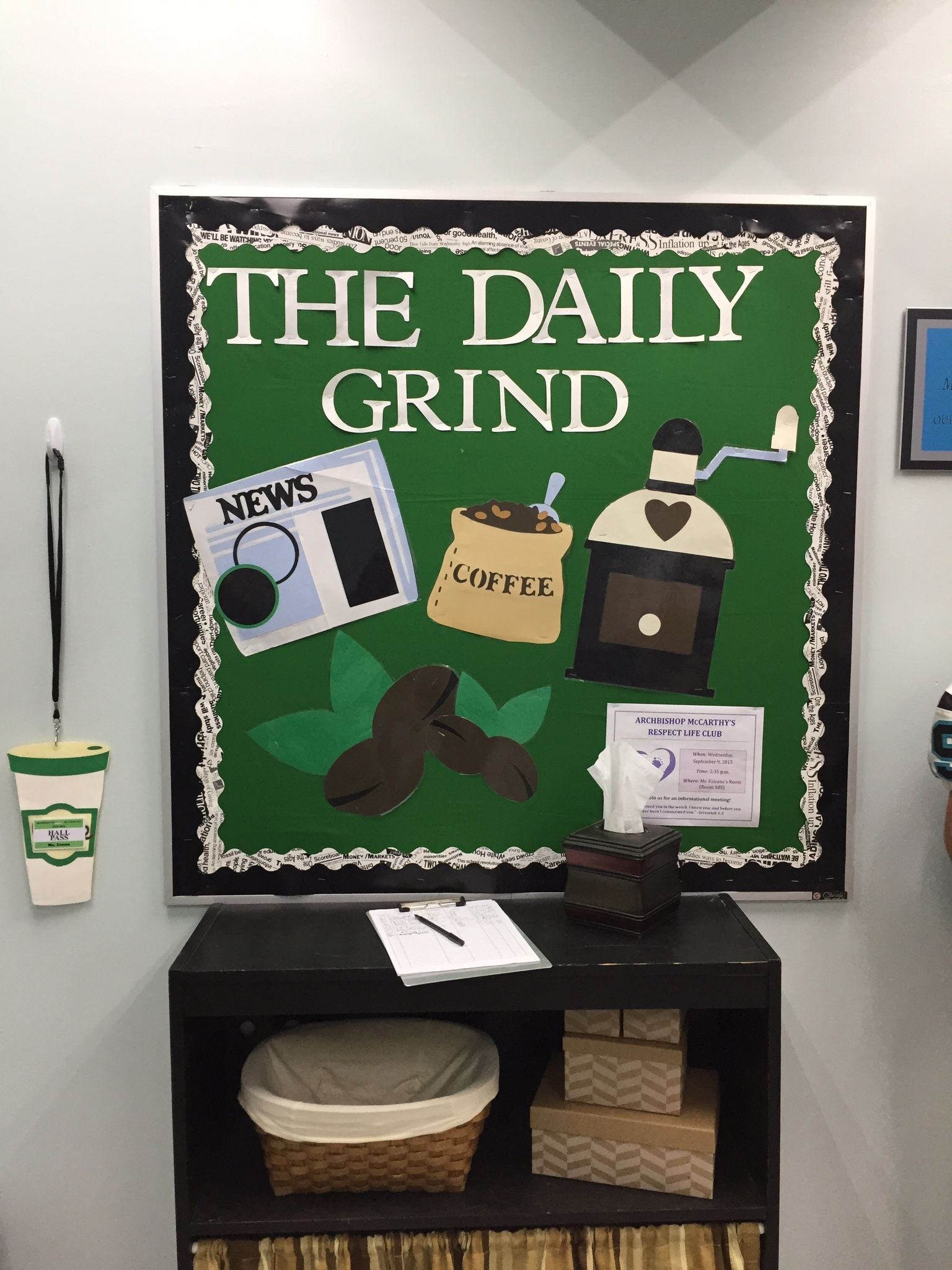 Classroom Organization Ideas 5th Grade ~ Coffeehouse themed classroom ideas for my