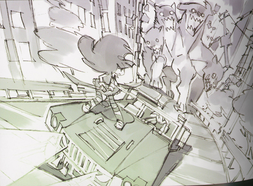 """as-warm-as-choco:  """"Panty and Stocking with Garterbelt"""" Concept..."""