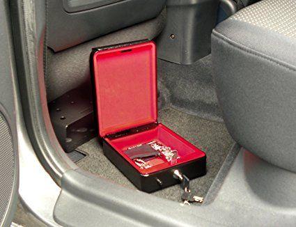 Carpoint 0510006 Cassaforte per Auto: Amazon.it: Auto e Moto