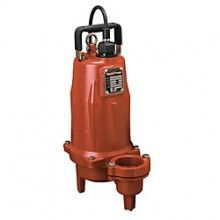 Liberty Leh155m2 2 Series Leh150 Manual Submersible Sewage Pump 1 1 2 Hp 575 Volts 3 Phase 25ft Cord Sewage Pump Sewage Pumps Stainless Steel Fasteners