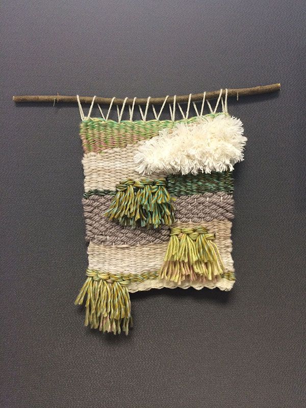 Weaving For The Summer All Things Weaving Pinterest Wall