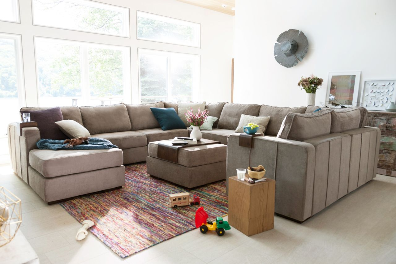 Wrap Around Modular Sectional Couch Alternative Furniture