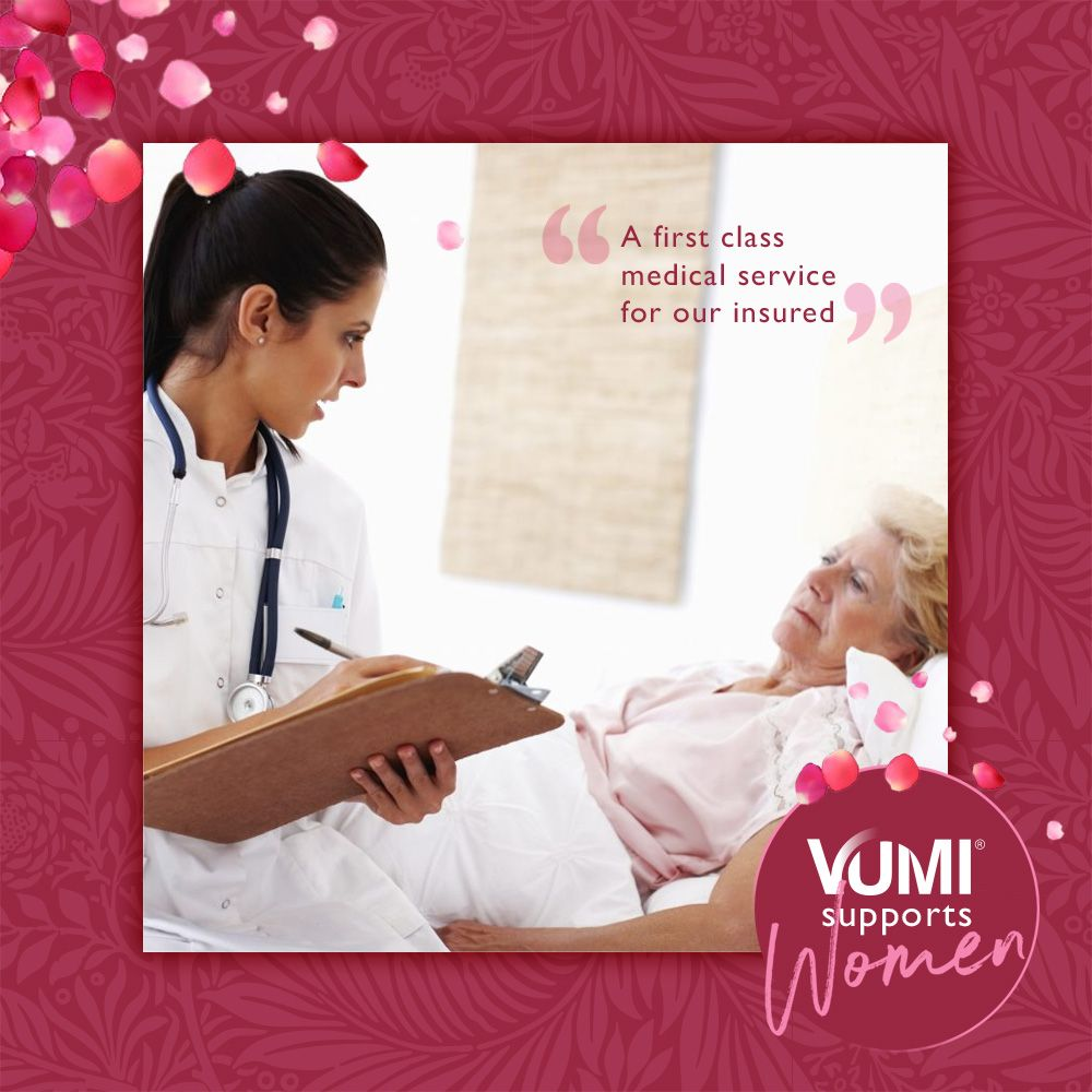 Our insured deserve the best! VUMI offers medical plans