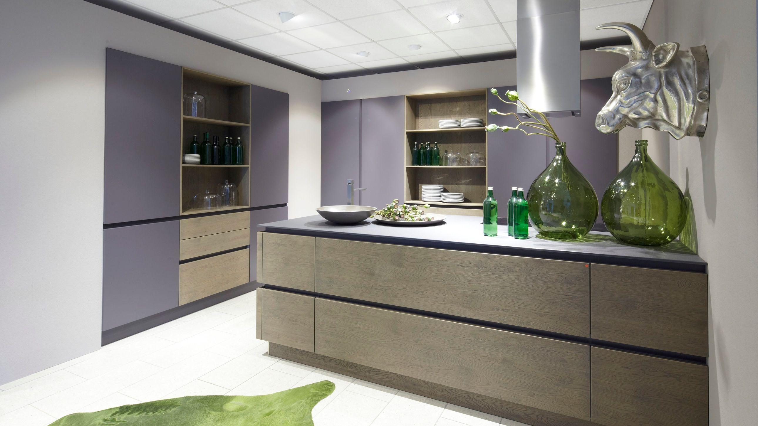 Sandblasted Oak Veneer Home Decor Kitchen Decor