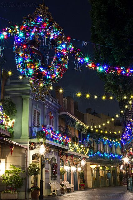 Holiday New Orleans Square Christmas I Will Honor Christmas In My