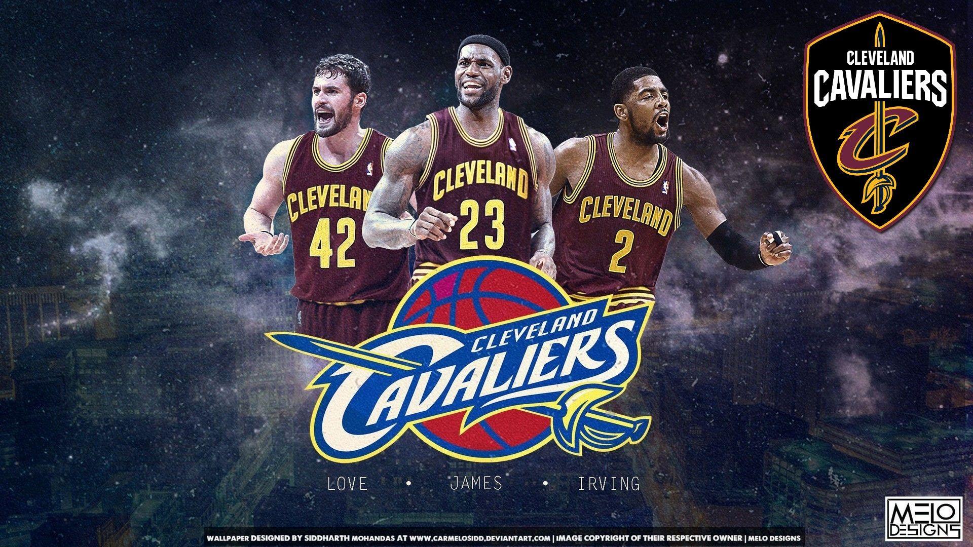 Hd Desktop Wallpaper Big 3 Cleveland Cavaliers Cavaliers Wallpaper Cleveland Wallpapers Lebron James Cleveland