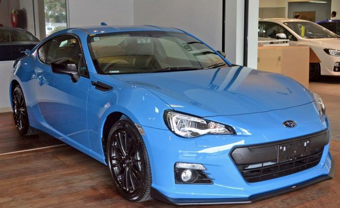 Hyper Blue Brz >> Hyper Blue Subaru Brz At Tynan Subaru Sutherland Subaru