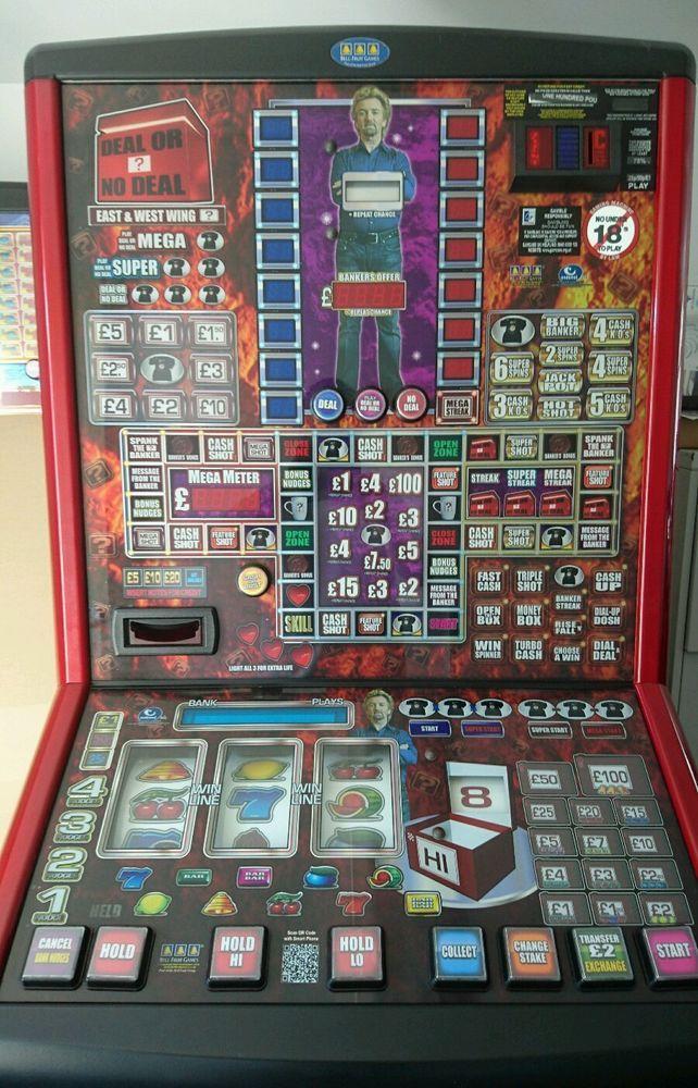 Deal or no deal fruit machine awp £100 jackpot Fruit