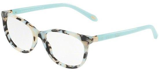 6ef7865febdc Shop Tiffany Pillow Eyeglasses for Women. Tiffany TIFFANY 1837 TF 2135 GREY  HAVANA