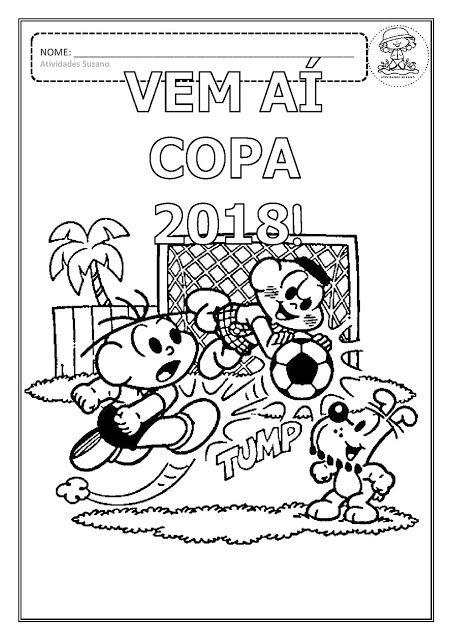 atividades adriana copa 2018 copa do mundo pinterest