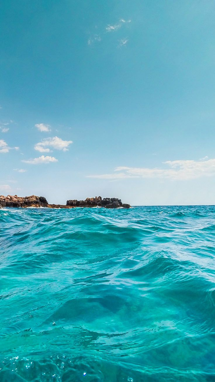 15 Turquoise iPhone Wallpapers for Mermaids | Preppy Wallpapers