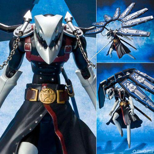 Bandai D Arts Persona 3 Thanatos Action Figure Ebay