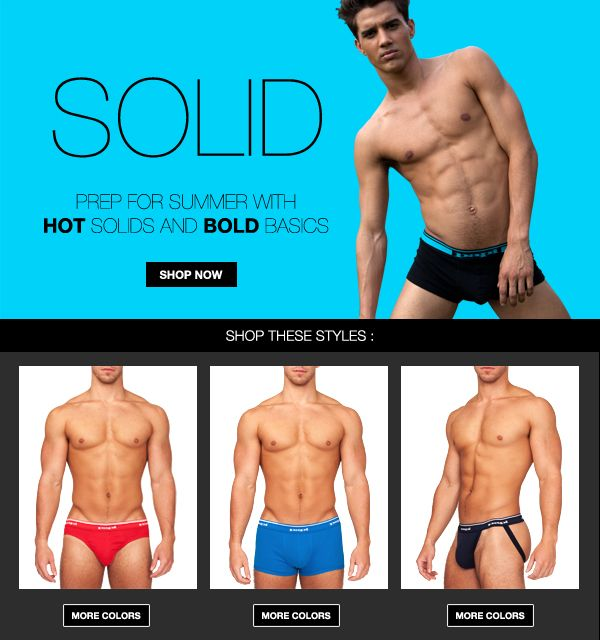 Prep for SUMMER with HOT Solids and BOLD Basics