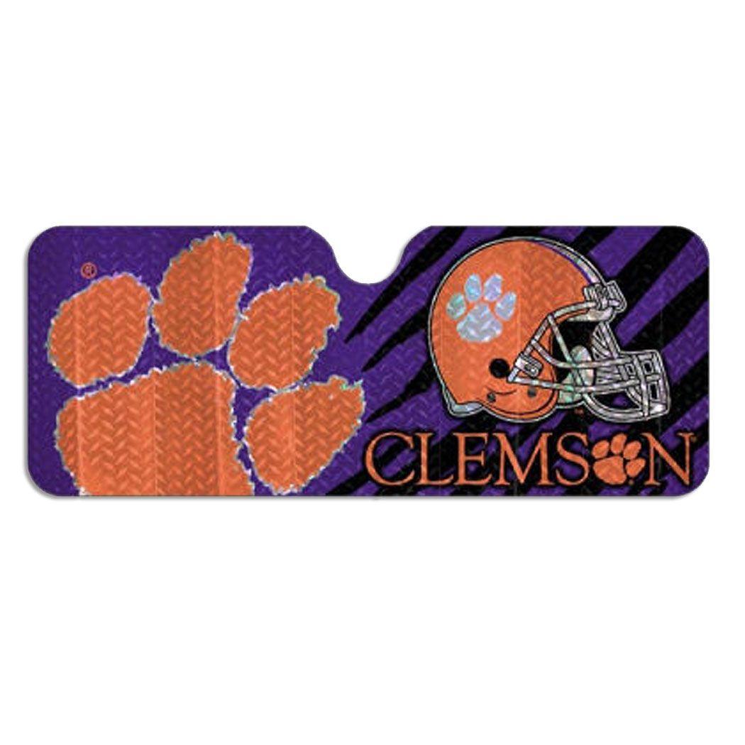 Clemson Tiger Sun Shade #clemson | Clemson Auto Accessories ...