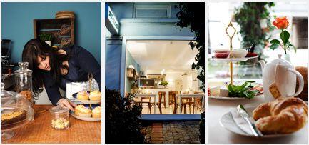 Osterdeich, Cafe Müggenkampstraße 35  Öffnungszeiten  Mo Ruhetag  Di-Do ab 15 Uhr  Fr-So ab 10 Uhr  Feiertags ab 10 Uhr