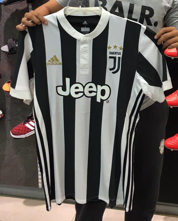 New Picture + Release Date  Juventus 17-18 Kit Leaked - Footy Headlines a53bf6717c3