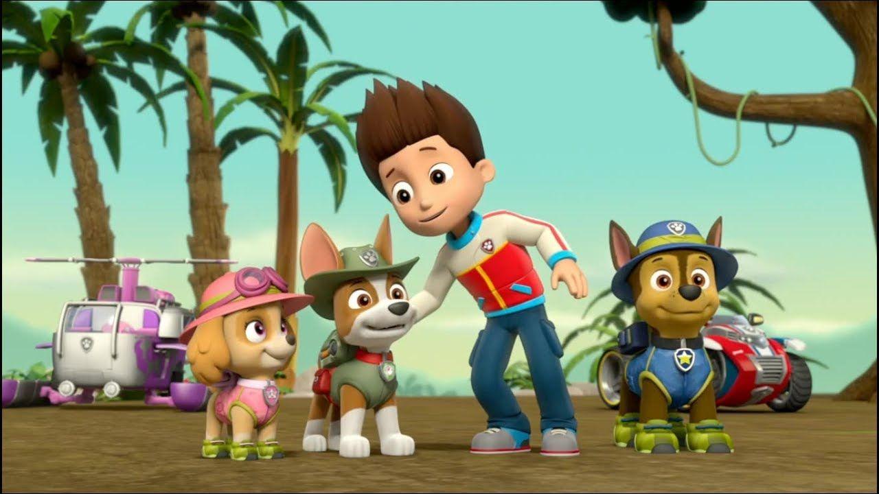 PAW Patrol Mission Paw Corn Roast Catastrophe - Nick Jr Kids Game ...