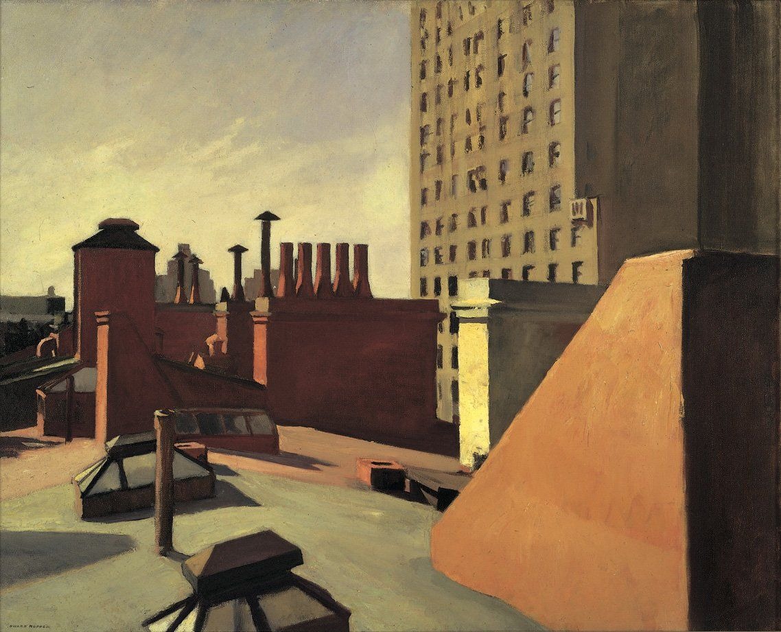 Edward Hopper Whitney Museum