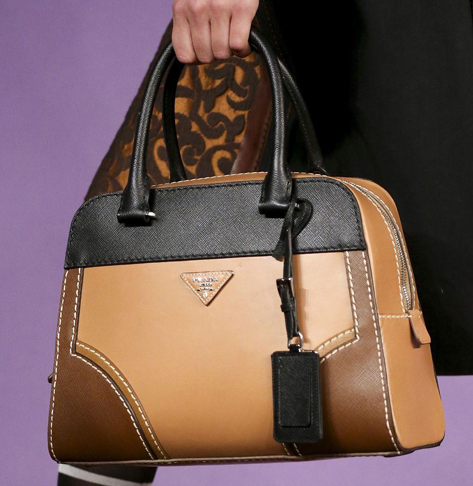 733e224f6 Are Spring 2015′s Bags Enough to Aid Prada's Ailing Handbag Business ...