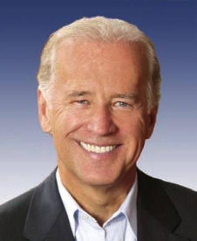 Vice President Joe Biden, author of the Violence Against Women Act