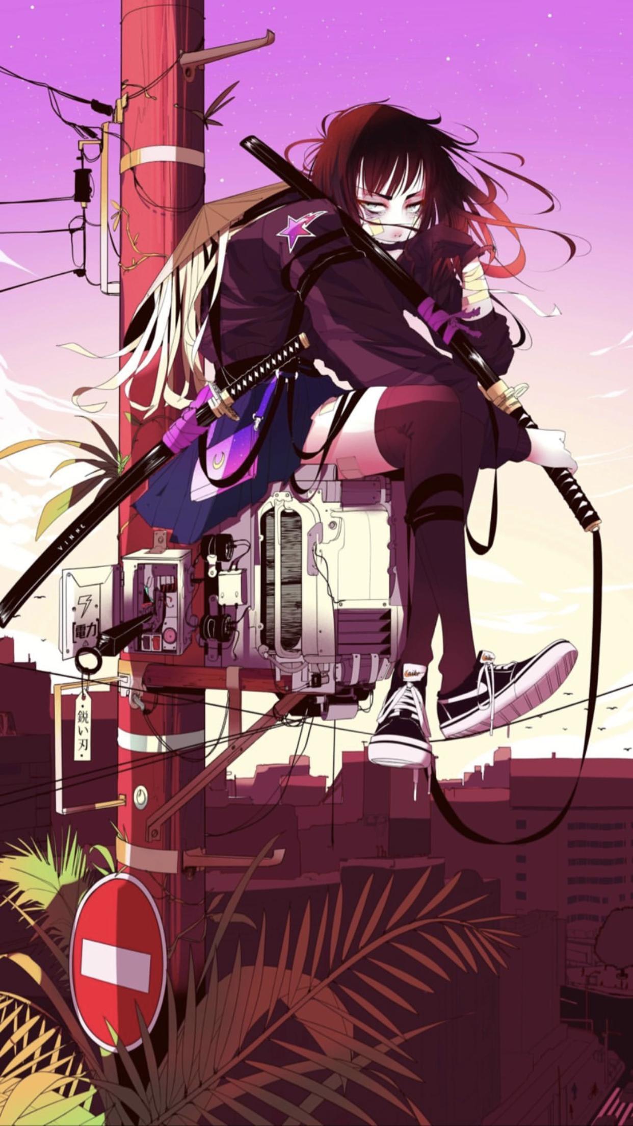 logoeuluis Character art, Aesthetic anime, Art