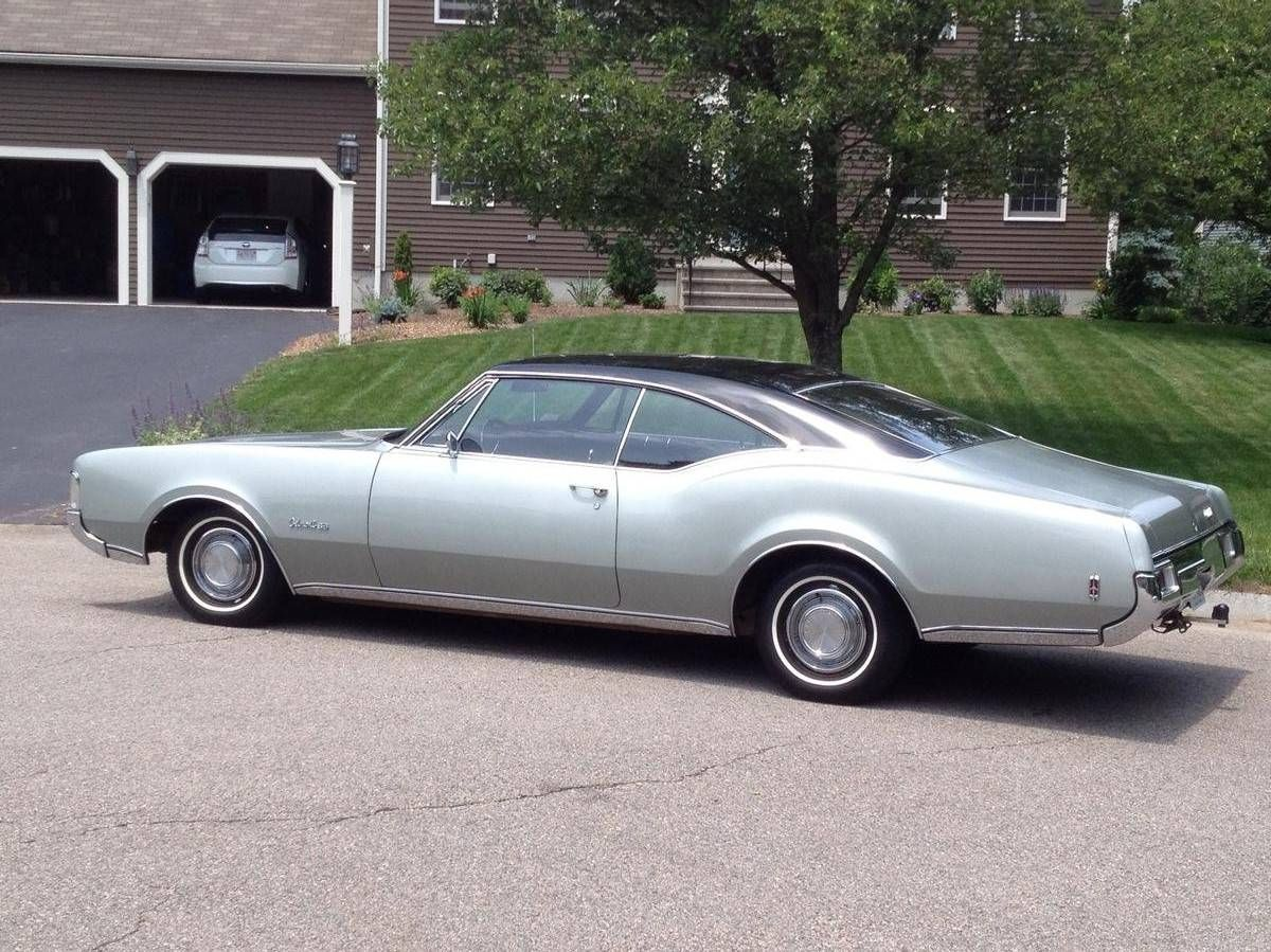 1968 oldsmobile delmont 88 holiday 2 dr hardtop coupe for sale