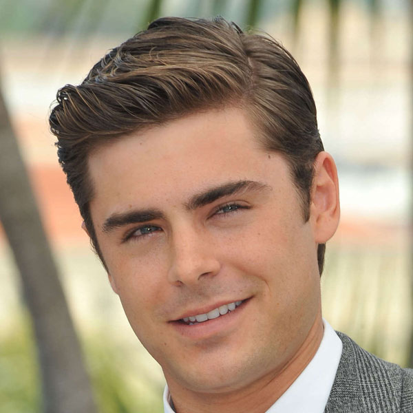 Straight Hair Business Professional Mens Long Hairstyles