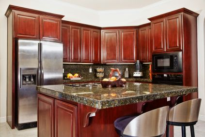 Kitchen Cabinets  New Custom Kitchen Cabinets On Sale At Kitchen Mesmerizing Kitchen Cabinet Refinishing Decorating Design