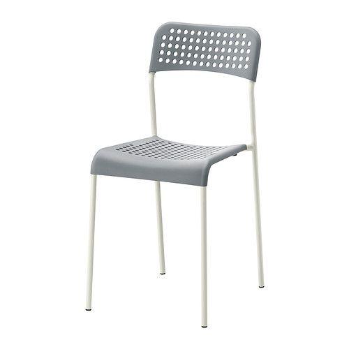 ADDE Silla IKEA Las sillas se pueden apilar para ahorrar espacio ...