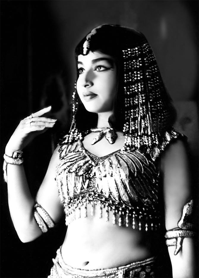 Jayalalitha (as Cleopatra) | Movie | Indian actresses, Actresses
