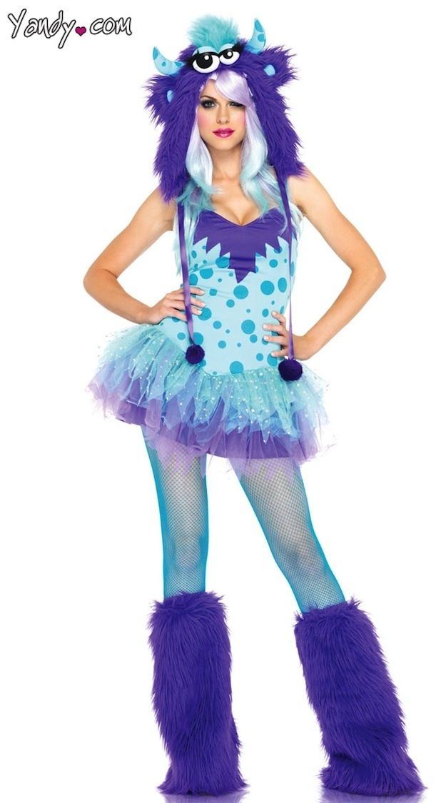 sully monsters inc - Sully Halloween Costumes Monsters Inc