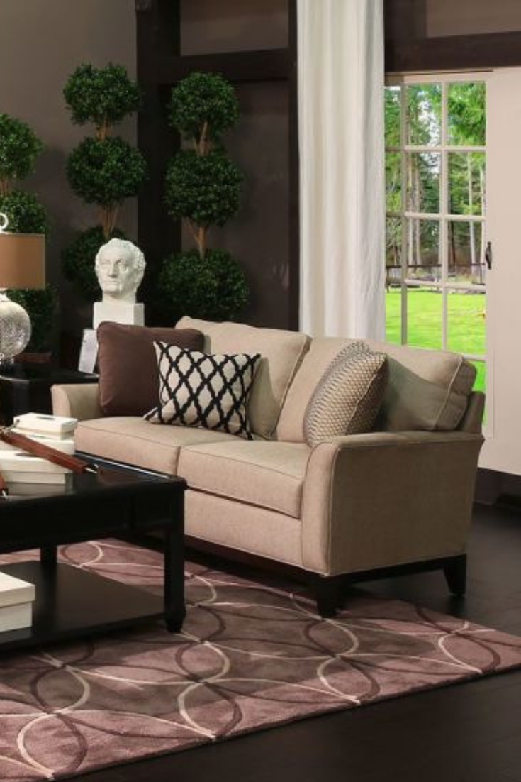Delicieux For True American Style And Quality, Nothing Beats Furniture Built Right  Here In The USA. The Beachfront Living Room Collection Offers That And More.